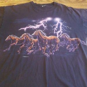 1992 habitat horse tee
